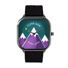 Les French Alps Watch