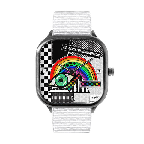 Into the rainbow triangle Watch
