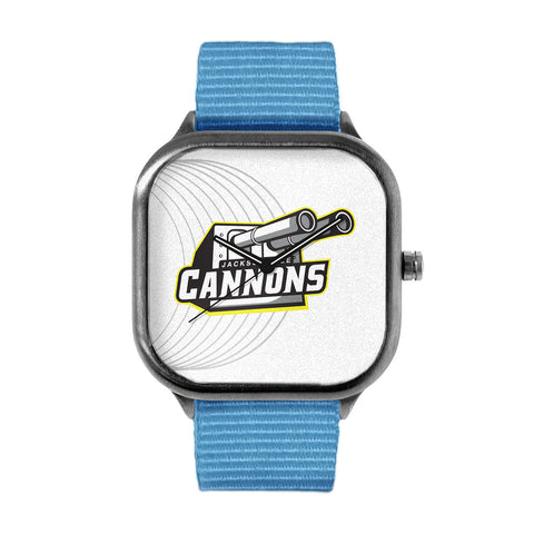 Jacksonville Cannons Watch