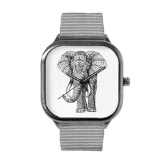 Ornate Elephant Watch