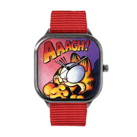 Garfield Aaagh Watch