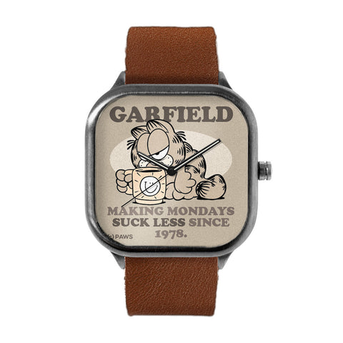 Garfield Mondays Suck Watch