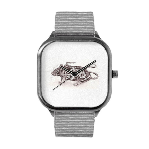 SteamPunkRat Watch