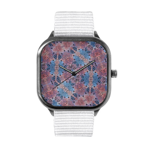Galaxy Pattern Watch