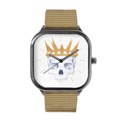 Crown Skull Watch