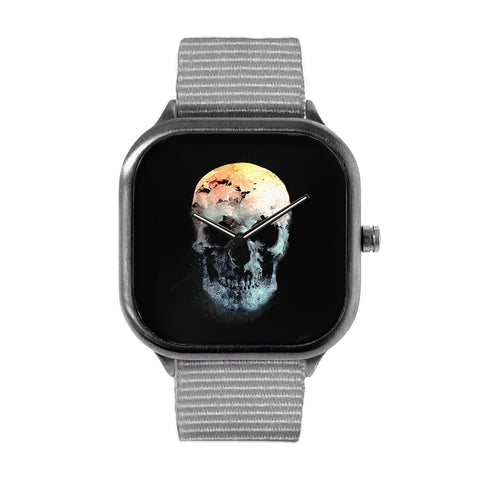 Autumn Skull Watch