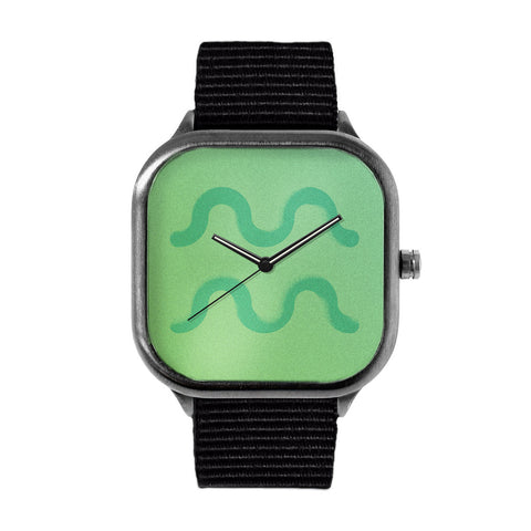 Aquarius Watch