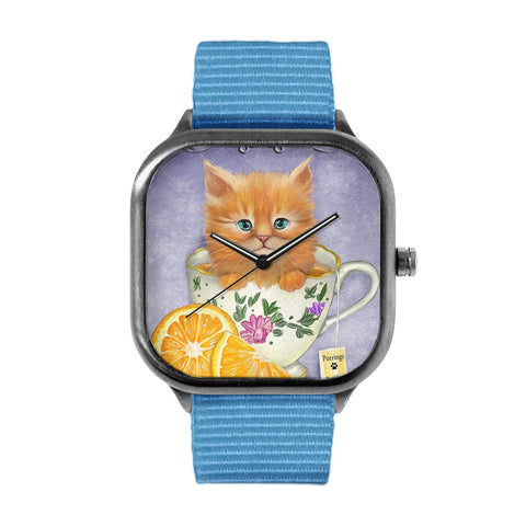 Orange Pekoe Watch