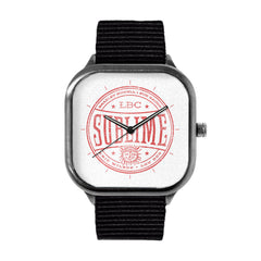 Sublime Red Watch
