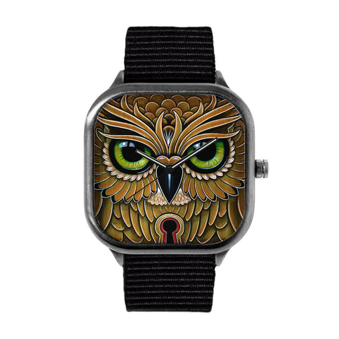 Bubo the Wise Owl Watch