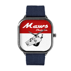 Maws Bold Red Watch
