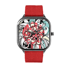Flor Alloy watch