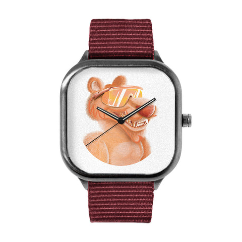 Peach Panther Image Watch