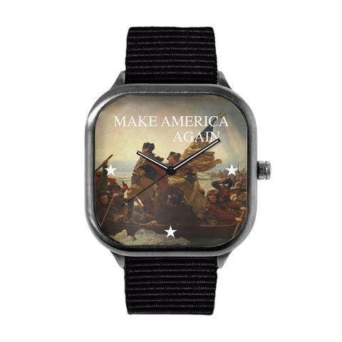 Make America Again Watch