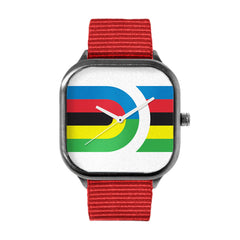 Cycling World Champion Watch