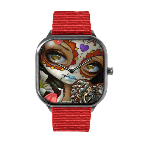 Milagros Corazon Watch
