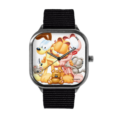 Garfield GroupHug Watch