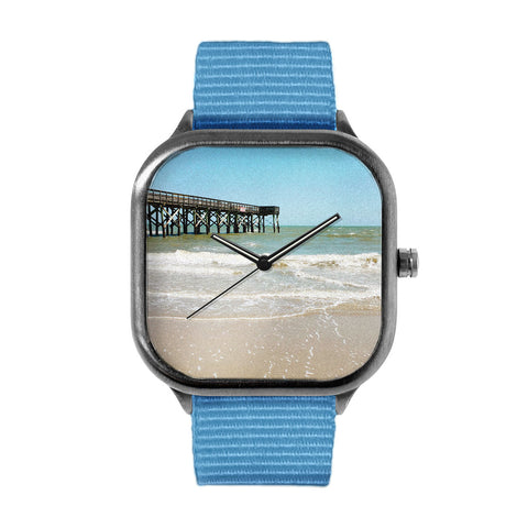 Turquoise Pier Watch