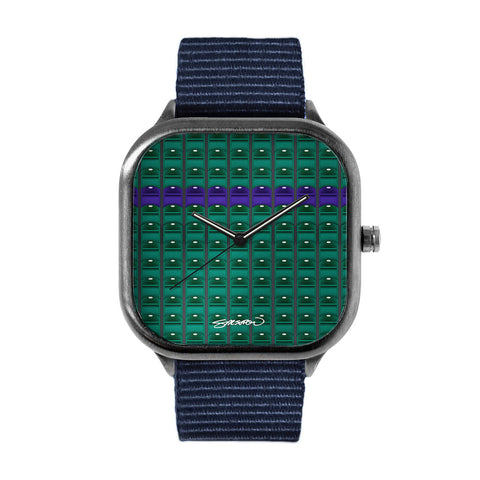 Minimalist Coors Field Watch