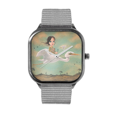 Egretta Garzetta Watch