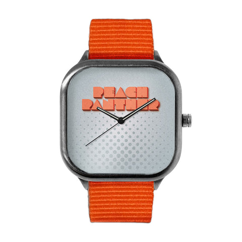 Peach Panther Watch
