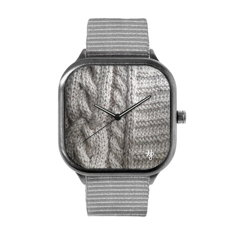 Knitted Watch