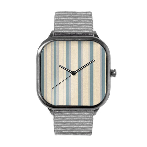 Wallpaper Stripes Alloy watch