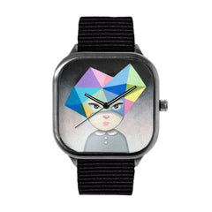 Carolina Seth Colorful Mind Watch