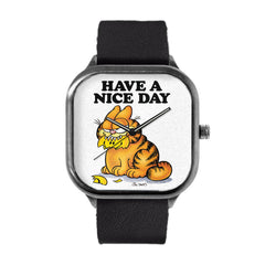 Garfield A Nice Day Watch