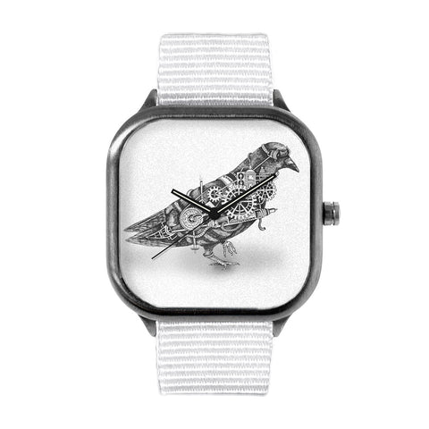 SteamPunkPigeon Watch