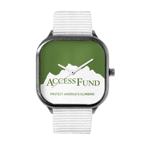 Access Fund Logo Watch