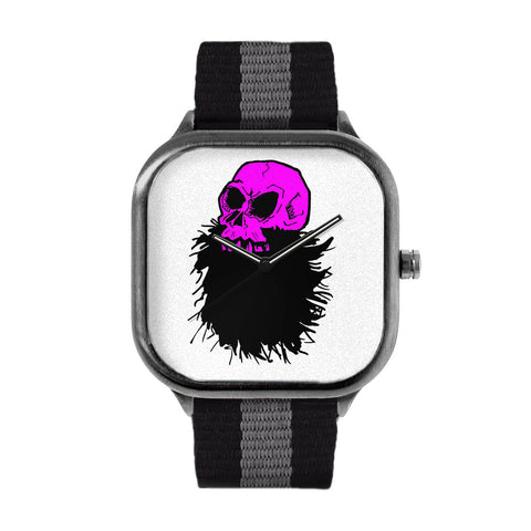 Pinky Beardy Watch