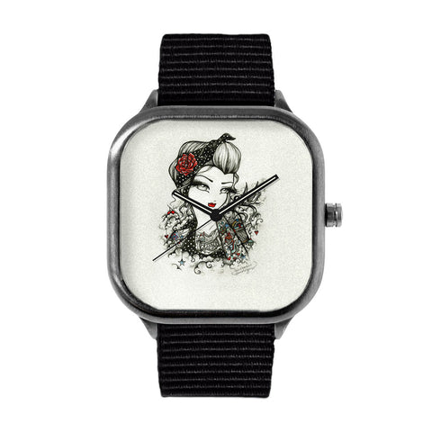 Punch of Color Girls Watch