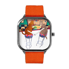 Fish and Chips Watch