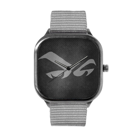 Gray Glare Watch