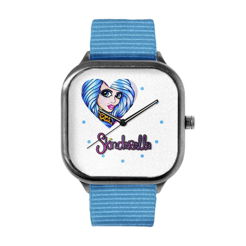 Blue Beauty Watch
