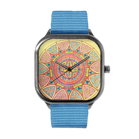 Zenna Stained Glass Watch