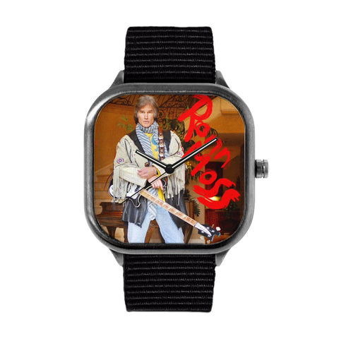 Ronn Moss Standing Watch