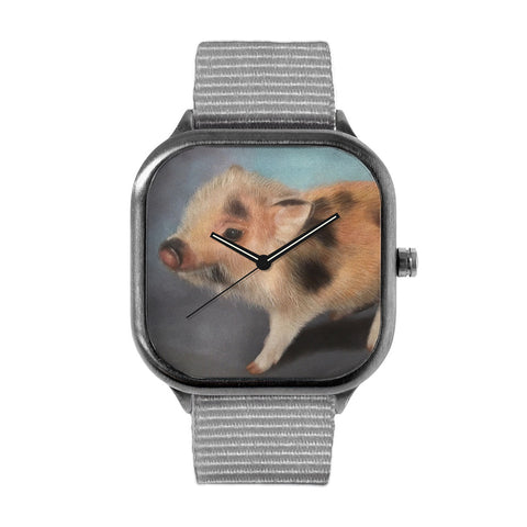 Egbert Painting Watch