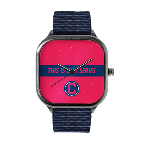 Cleveland Indians This is Our Series Watch