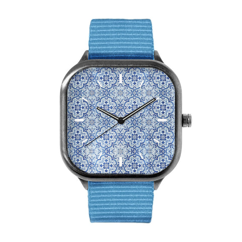 Portuguese Azulejo Watch
