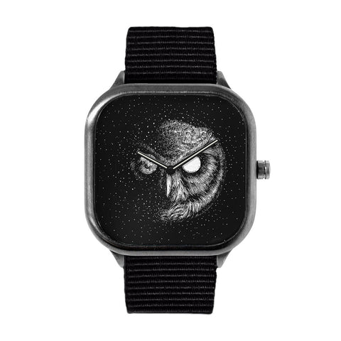 Moon Blinked Watch