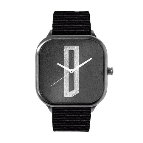 Monolithic Monogram D Watch