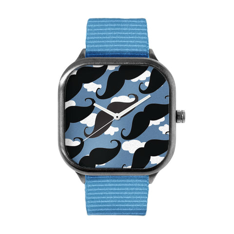 Flight of the Mustache Watch