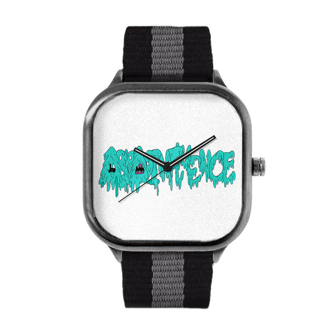 Abradinfluence Logo Watch