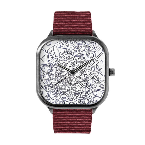 Scribbles Watch