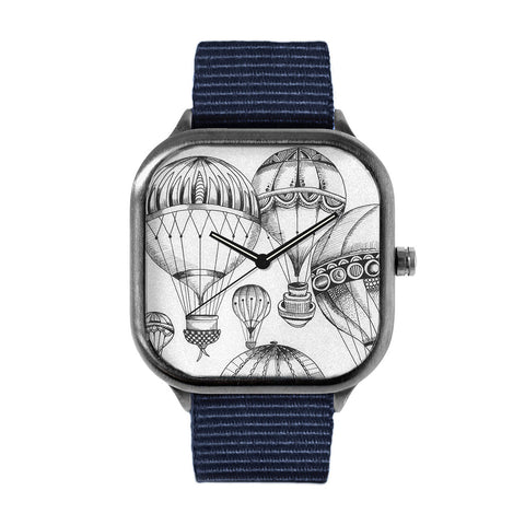 Victorianhotaiballoon Watch