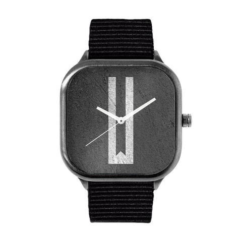 Monolithic Monogram W Watch
