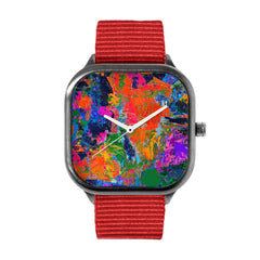 Painted Time Watch