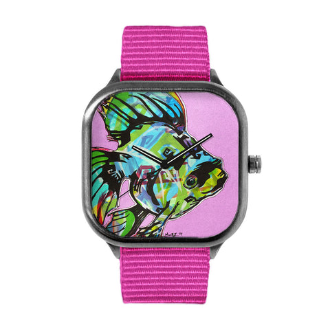 Graf-Goldfish Watch